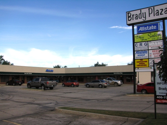 Brady Plaza